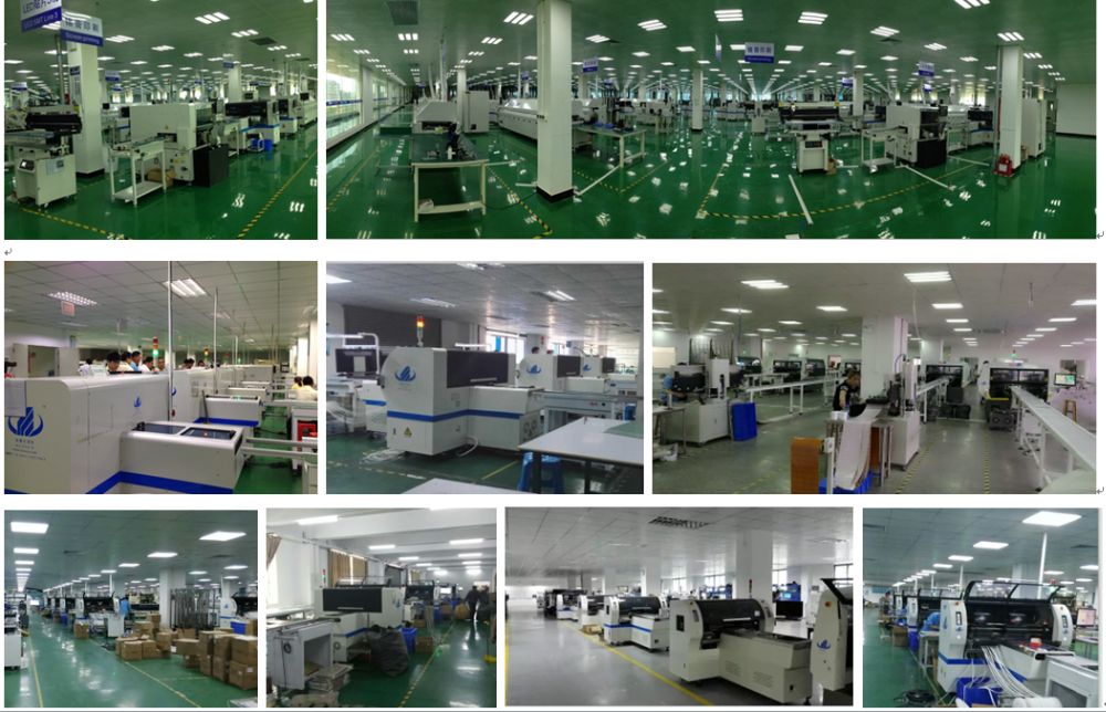 led light making machine SMT machine