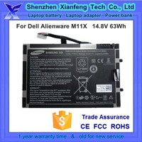 laptop battery for Dell Alienware M11x M14x