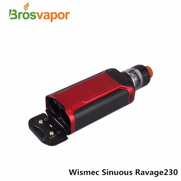 Wismec Sinuous Ravage230 1