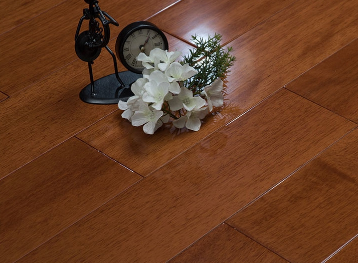 Wood Floor Solid Wood Hardwood Flooring Waterproof TAUN /Teak/ Oak wood