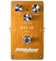 Delay guitar effect pedal