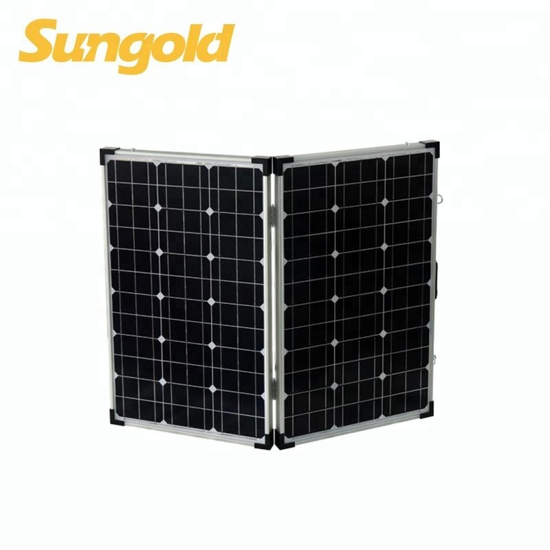 Good reputation 120v watt solar panel to backpack industrial high quality