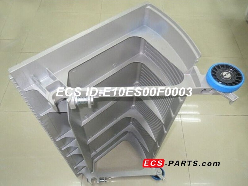Replacement Escalator Step For GAA26140A3 1000mm Step Complete-Aluminum