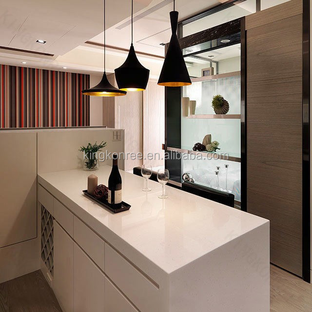 kitchen used anti-pollution and non porous countertops