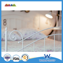white color high gloss bedstead plastic powder coating