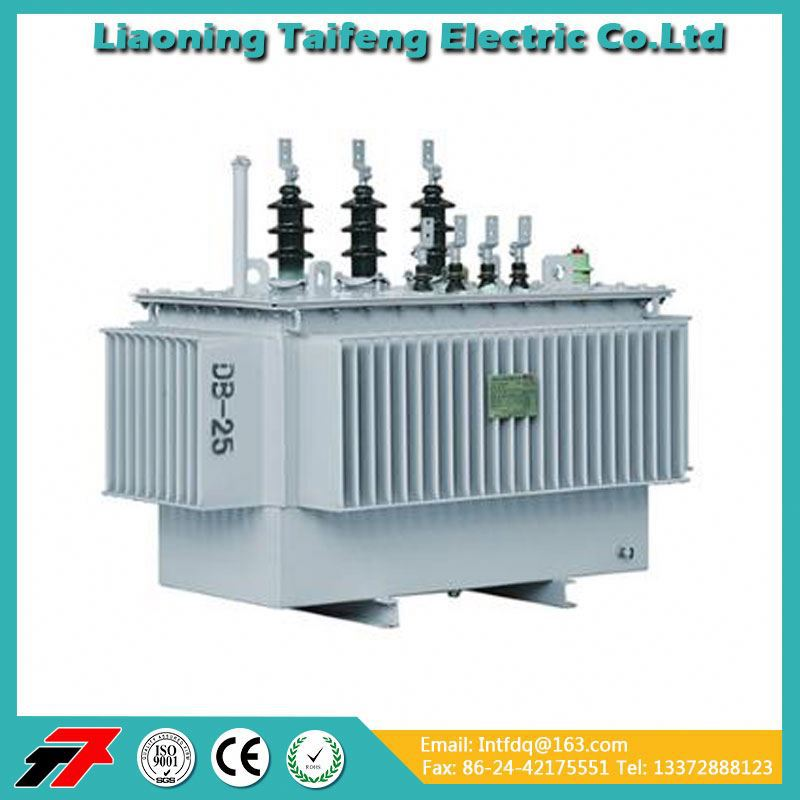 Low noise 300kva isolated oil immersed distribution transformer price