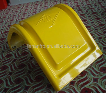 Customized Gel coat finish Fiberglass part