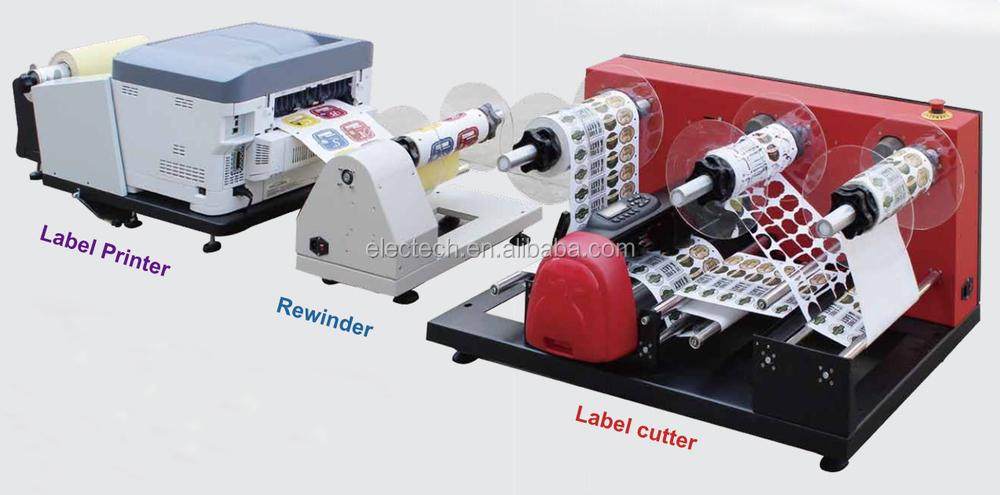 printer and die cutter machine