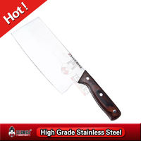 Chinese style heavey blade bone cutting kitchen knife