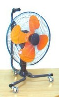 Sliding 18 in 3 Caster stand fan