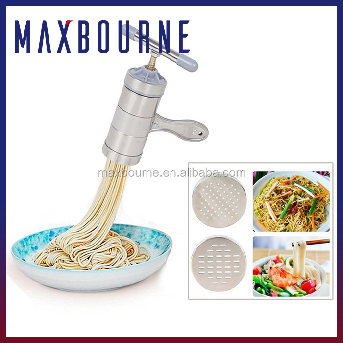 Stainless steel noodles Press Pasta Maker kitchen tool