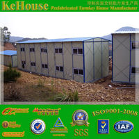 fast assembly strong foaming prefab cheap prefab homes