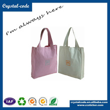 New Products Standard Size Tote Bag Cotton Canvas Cloth Carrying Bag