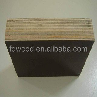17mm cheap Used Poplar core construction plywood for sale