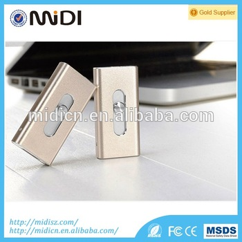 Wholesale High quality OTG USB Flash Drive for Iphone