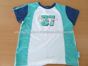 KOREAN Used Clothing Children's Summer Wears for Africa