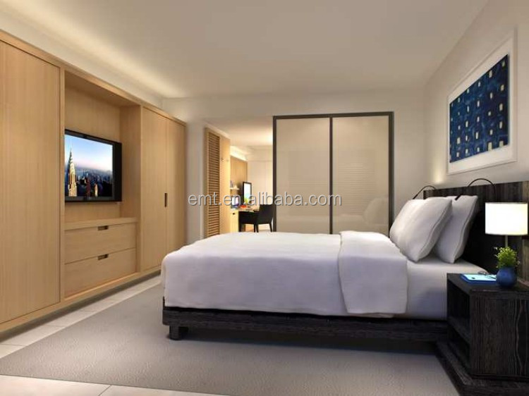 Top selling products modern hotel bedroom suites furniture
