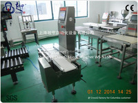 Onion Online Check weigher and sorting Machine