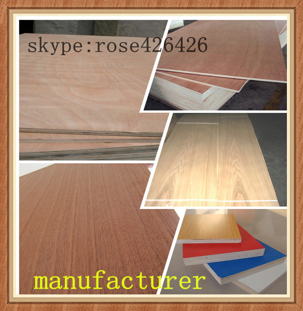 2.0mm to 25mm wood veneer,melamine,HPL,kinds of plywood