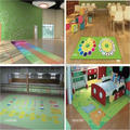 Environment Friendly Safety Children Age Group Baby PVC Floor Mat with Customized Design