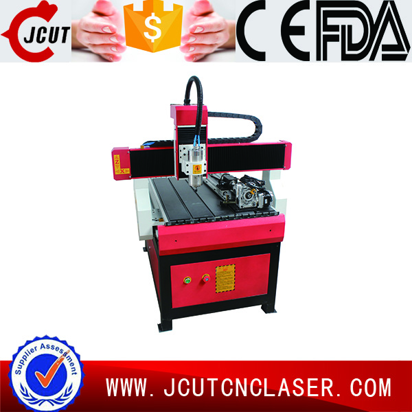 JCUT computer numerical control small cnc router drilling cut machine