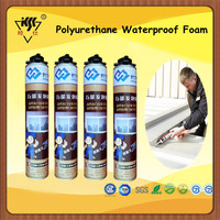 Polyurethane Structrual Expanding Foam Waterproof With Factory Price
