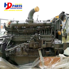 Complete Engine Assy 6BG1 For Isuzu Diesel Engine
