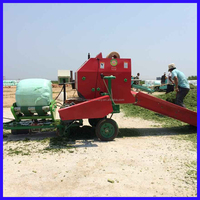Zhengzhou muchang corn silage packing machine