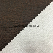 100%Polyester woven microfiber ultra suede fabric factory wholesale