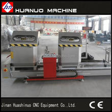 Double head Digital Disply precise cutting saw heavy-duty cutting machine for aluminum profile