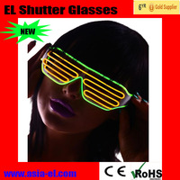 luminous/noctilcent/fluorescent glasses party glasses