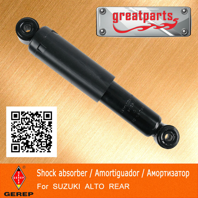 High quality rear shock absorber for SUZUKI ALTO 4180078210 auto spare parts