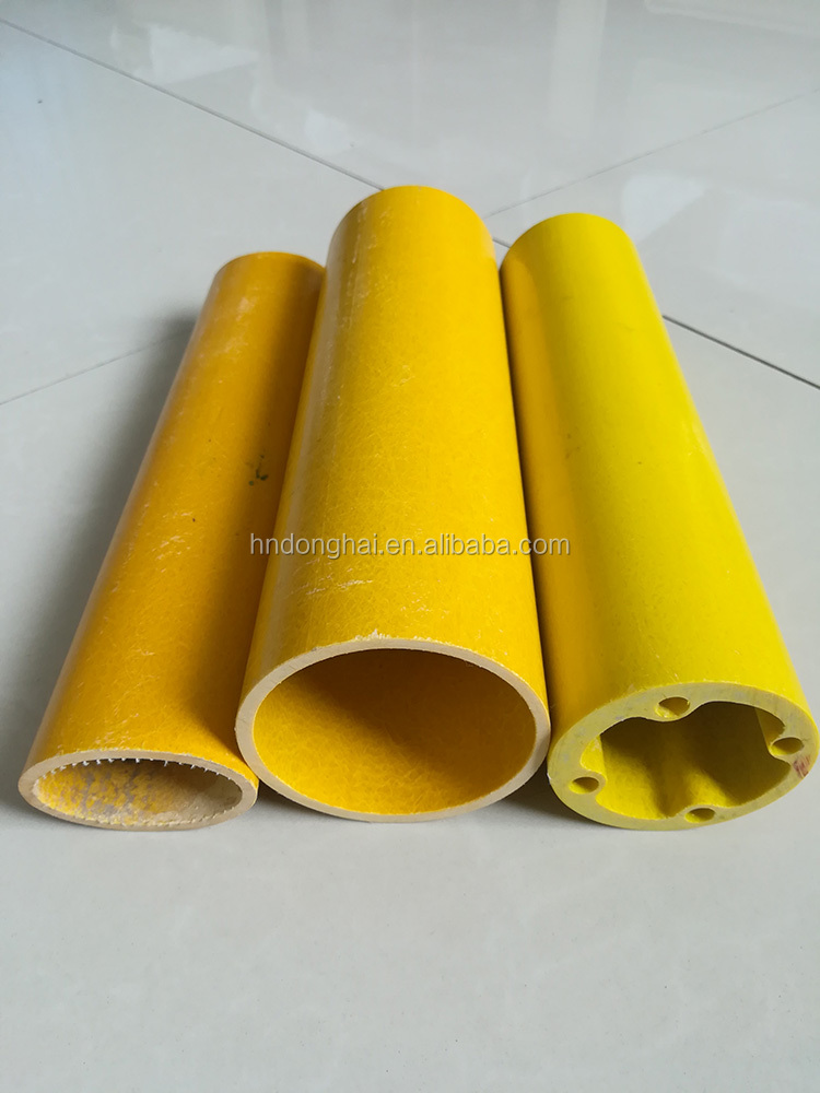 Fiberglass Reinforced Plastic Pultruded structure Profiles, glass fiber profile
