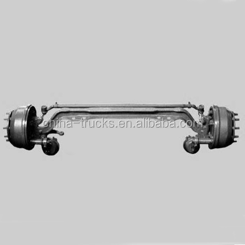 Truck axle parts FAW steering axle