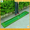 Novelty cheap golf putting carpet/golf putting green carpet/indoor golf carpet