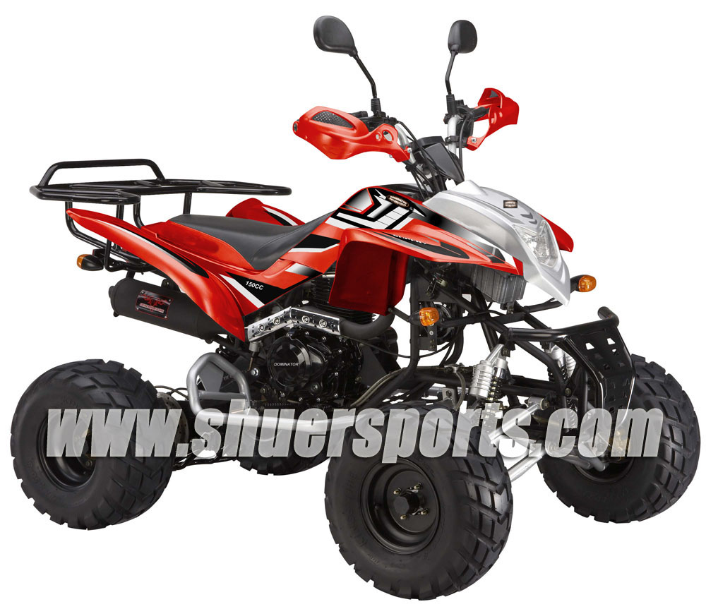 NEW 150CC CVT SPORT EEC ATV QUAD