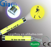 GT-311A Hot Popular Promotional Gifts Metal Tube Led Torch Flashlight