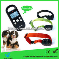 dog bark collar with remote control HT-032