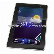 Allwinner A20 Android 4.2 tablet 7inch 800*480 phone call android tablet
