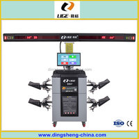 2016 car repair equipment, 3d wheel alignment/ car alignment machine/ tire and alignment shop