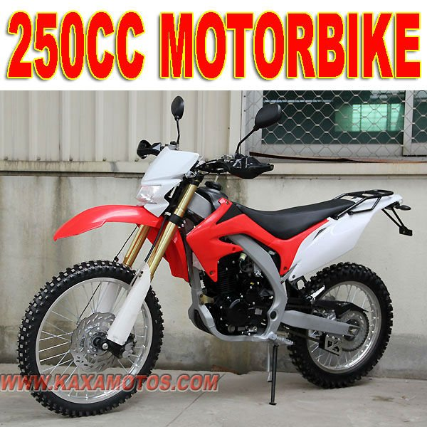250cc Dirt Cheap Motorcycle