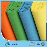 China factory supplier polyester cotton 45s 96*72 dyed poplin fabrics