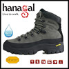 VIBRAM rubber outsole hiking boots waterproof hiking shoes