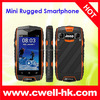 2.4 inch dual sim android small size mobile phone with WIFI and Bluetooth