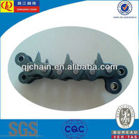Sharp Top Roller Chain for sponge machines