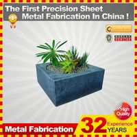2014 new fashionable hot sale customzied roman style flower pot with 32 years experience
