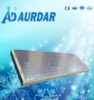 75mm PU sandwich ceiling panel for cold room