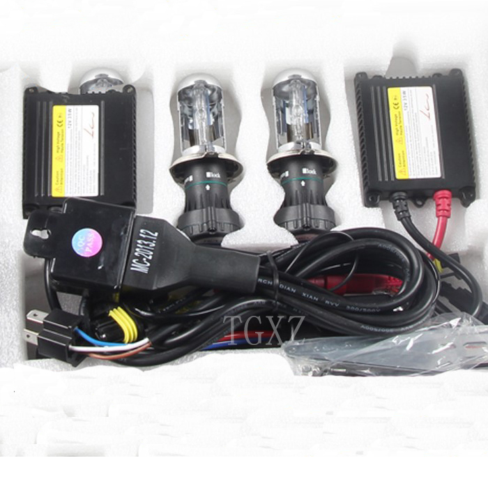 wholesale super bright AC 12V35W h4-3 hid xenon kit