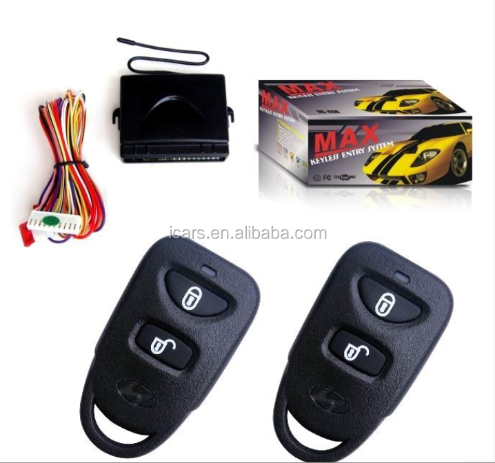 factory made trade assurance payment support lock and unlock function keyless entry system on sale