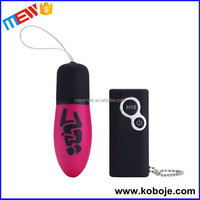 Promotional 10 frequency wireless remote control woman male masturbation eggs adult japanese sex toys
